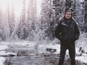 Vinterjacka för män